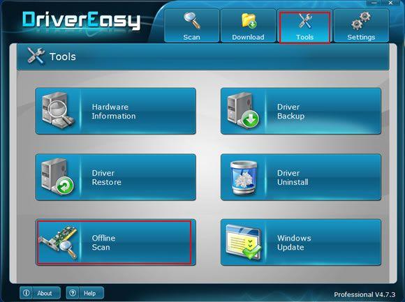 Offline Driver Scanner Software Free Download