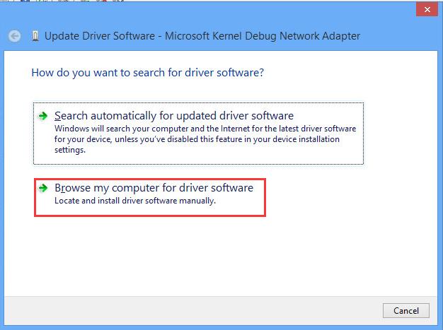 Downloading Network Printer Driver Error Code 1326
