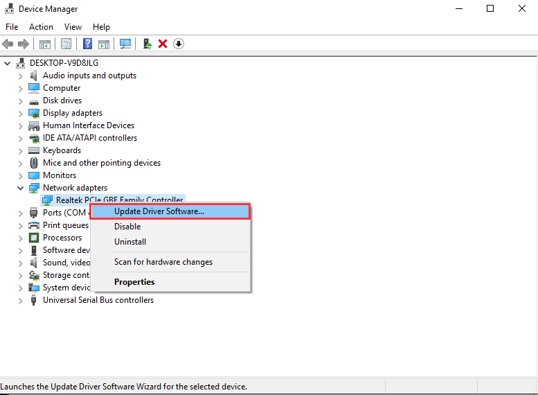 Driver Realtek Pcie Gbe Family Controller Windows 10 Download