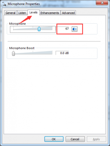 how to fix corrupted microphone driver