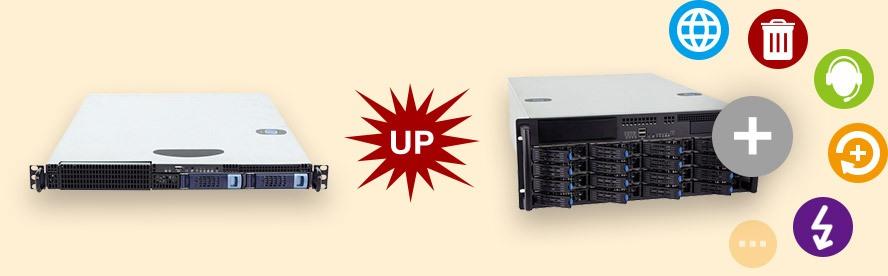different version server