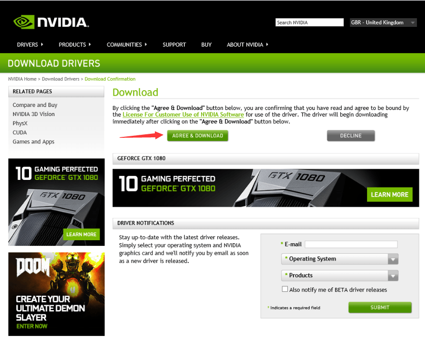 nvidia high definition audio driver