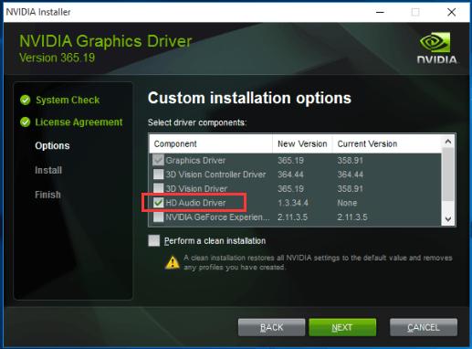 Download Driver Audio Windows Xp Nvidia