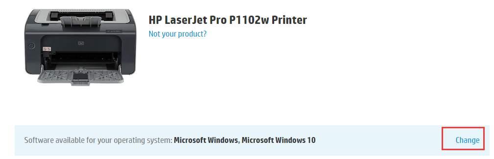 Hp laserjet p1102w software download free