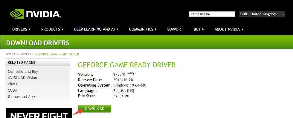 Nvidia Geforce Driver Version 320.00 Download 32 Bit